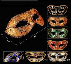 mardi gras wholesale wholesale half faces mask for men gladiator mask venetian