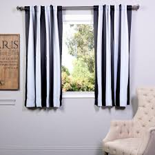 solaris blackout black media back tab curtain 63 in l x 54 in