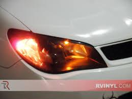 subaru headlight styles rtint subaru wrx 2006 2007 headlight tint film