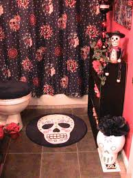 The Home Decor Day Of The Dead Bathroom Decor U2026 Pinteres U2026