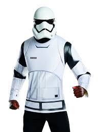 Mens Halloween T Shirts by Stormtrooper Costume Kit For Men Wholesale Halloween Costumes