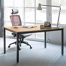Teak Home Office Furniture by Teak Home Office Desk Amazon Com