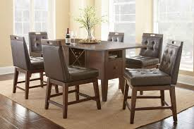 Kitchen Table Swivel Chairs by Mayfair Table 6 Counter Swivel Chairs