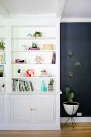 White Bookcase Shelves by Progress Report Painted Book Shelves U2013 A Beautiful Mess