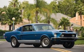 shelby mustang 500 ford mustangs the 1968 shelby gt500 kr americanmuscle com