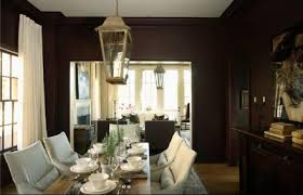 endearing chocolate brown dining room walls dining dining room