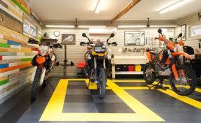 Interlocking Garage Floor Tiles Discover Garage Flooring Ideas With Interlocking Floor Tiles All