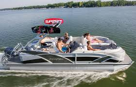 Aqua Patio Pontoon by 2014 Aqua Patio 250 Express Power Boats Inboard Niceville Florida