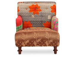 Kantha Accent Chair Furniture Row - Sofa mart holland ohio