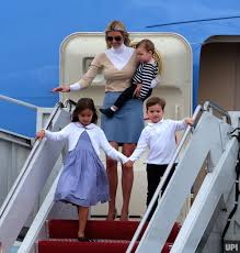 Donald Trump Family Pictures by First Family U0027 Photos Moments With President Donald Trump U0027s Clan