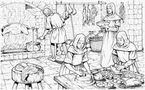 ag e de cuisine lexique de mots en cuisine médiévale vivre au moyen âge