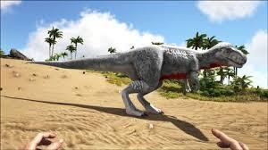 megalosaurus official ark survival evolved wiki