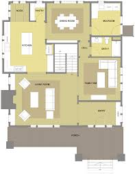 the blakely bungalow company blakely first floor floor plan