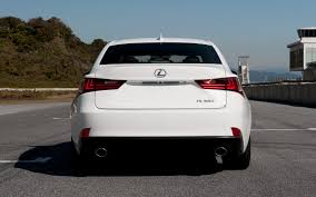 lexus is350 japanese to english 2014 lexus is 350 f sport first drive motor trend