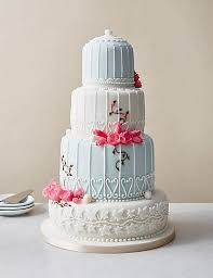 wedding cake asda 12 all m s food to order range includes wedding cakes