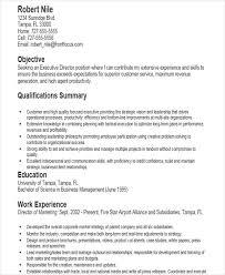 executive director resume 32 modern executive resume templates free premium templates