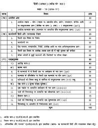cbse class 12 syllabus 2016 u2013 2017 class 12 hindi core cbse