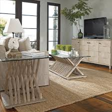 furniture rattan end tables seagrass dining set coastal