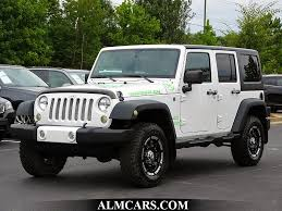 Used Jeep Wrangler Unlimited 2013 Used Jeep Wrangler Unlimited Sport At Alm Newnan Ga Iid