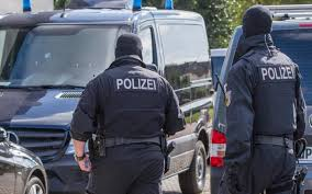 serving police officer among suspects in german u0027far right terror
