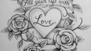 love drawings in pencil cute love drawings pencil art hd romantic