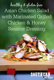 Chicken Breast Recipes For A Dinner Party - southern in law recipe asian style chicken salad a giveaway