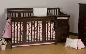 Best Convertible Baby Crib by Nursery Decors U0026 Furnitures Convertible Cribs With Changing Table