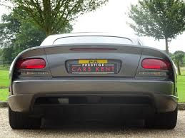 used 2004 dodge viper 8 3 v10 srt 10 2dr for sale in kent