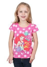 mermaid free girls toddler shirt