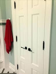 Bathroom Closet Door Home Interior Interlearn Info