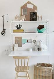 le petit bureau un coin bureau dans le salon