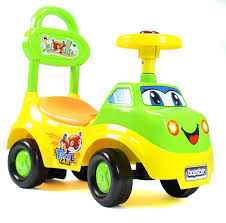 baby toddlers ride on push along car truck childrens kids toy new