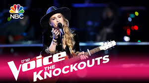 Song Chances Are From The Blind Side The Voice 2017 Knockout Stephanie Rice