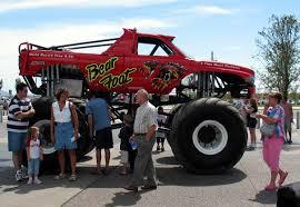 list of monster jam trucks bear foot king monster trucks wiki fandom powered by wikia