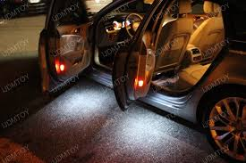 oem led door courtesy lights for audi a3 a4 a5 a6 a7 q5 q7 tt