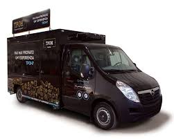 opel movano new food truck based on opel movano for vending italian piadina tpoh