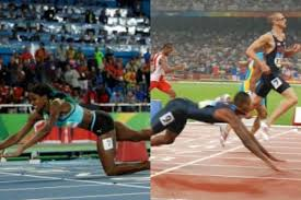 Jay Z Diving Memes - sports fans call out american bias in shaunae miller s win over