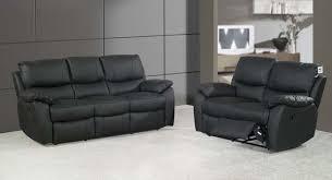Modern Black Sofas Concerns About A Black Leather Elliott Spour House