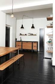 Danish Design Kitchen A Simple But Stylish Kitchenette At The Offices Of Magazine