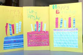 birthday cards from kids u2013 gangcraft net