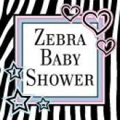 zebra baby shower zebra baby shower decorations