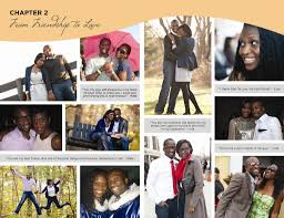 magazine wedding programs wedding network nigeria custom magazine wedding program