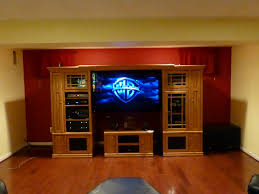 thx home theater klipsch thx ultra system with pioneer elite 151fd plasma 60