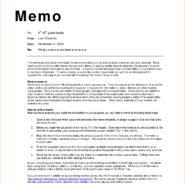sample company memo template with proper formatting vatansun
