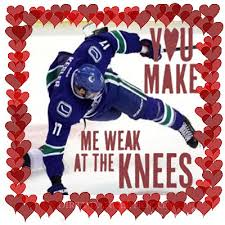 hockey valentines cards dangle hockey s day hockey cards