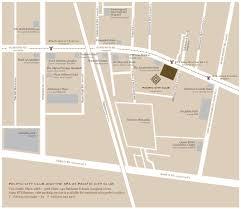 Bangkok Map Pacific City Club Address U0026 Map