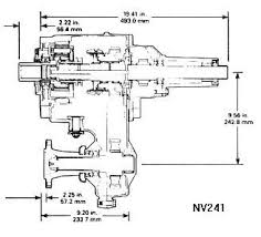 dodge ram transfer case specifications