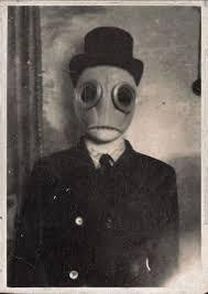 vintage masks oddities masks scary creepy history vintage
