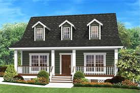front porch home plans small house front porch a front elevation rendering of country