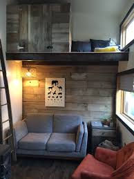 Tiny Home Builders Oregon To Be Tanlers Tiny House In Oregon Love The Seating Space And The